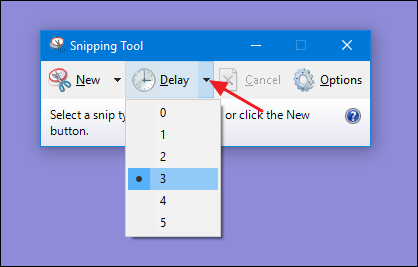 how to get snipping tool on computer